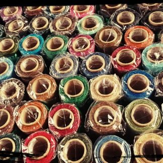 Macramé yarn