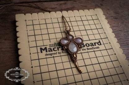 Makrameeboard / Macraméboard / Knüpfbrett