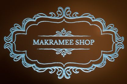 LED Acryl Leuchte Nachtlicht mit individuellem Logo (Makramee Shop)