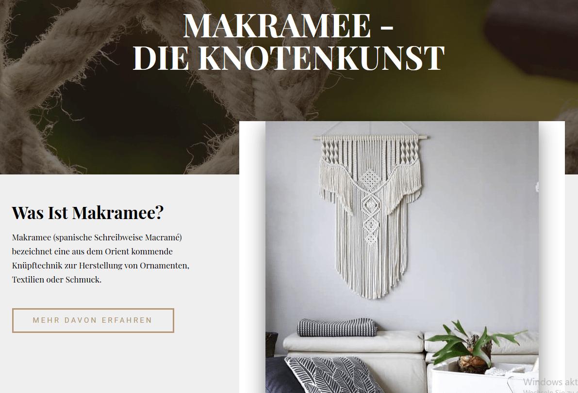 www.makramee-knotenkunst.de
