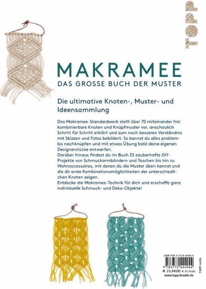 "Makramee - Das große Buch der Muster ""Blick ins Buch"""