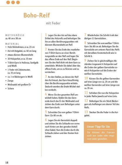 """Faszination Dekoreif """"Blick ins Buch"""""""