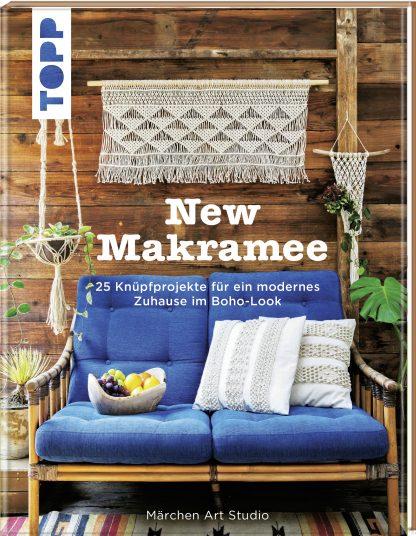 New Makramee - 25 Knüpfprojekte
