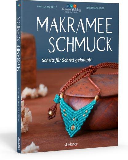 Makramee Schmuck - Schritt für Schritt geknüpft